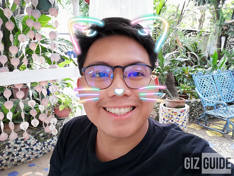 AR stickers