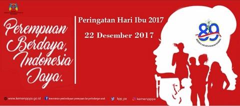 Panduan Upacara Peringatan Hari Ibu (PHI) Ke-89 Tahun 2017