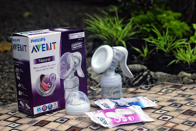 Philips Avent comfort  Manual Breast Pump SCF330
