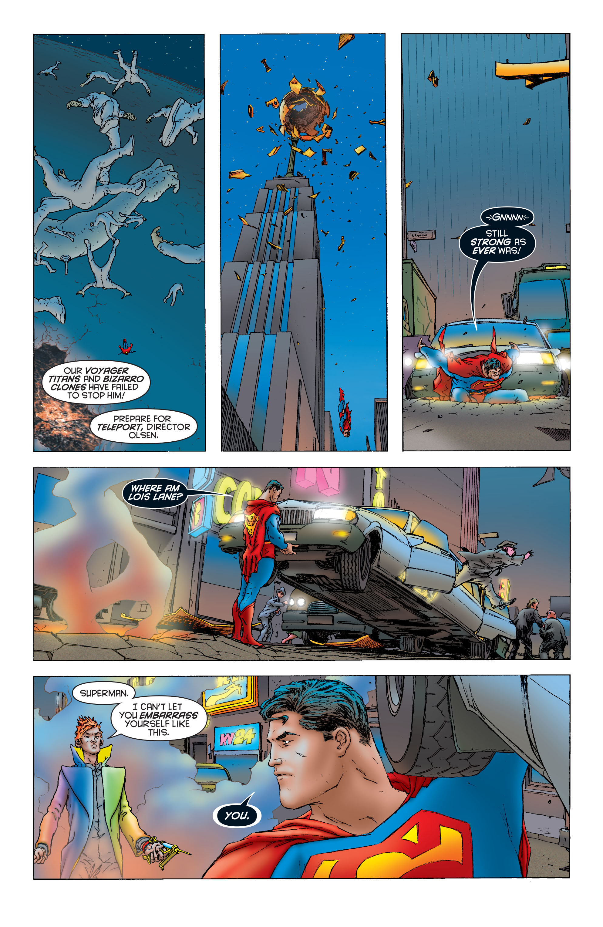 Read online All Star Superman comic -  Issue #4 - 15