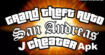 JCheater: San Andreas Edition Apk for Android Free Download