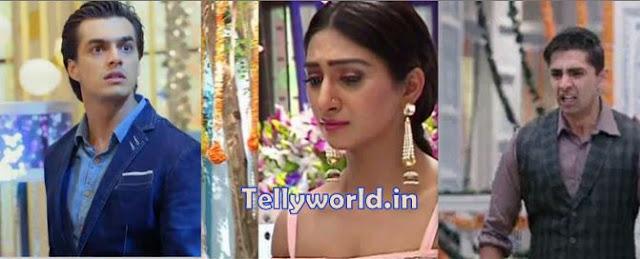 "Yeh Rishta Kya Kehlata Hai Episode Spoiler "" Keerti-Kartik's Huge Fight "" 16th March 2019 Written Update."