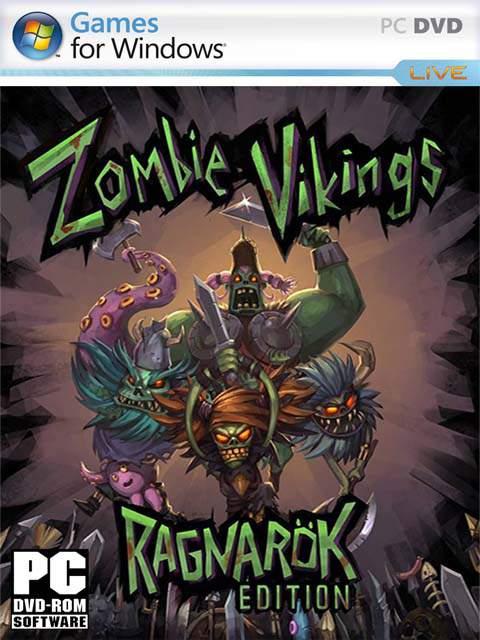 تحميل لعبة Zombie Vikings مضغوطة كاملة بروابط مباشرة مجنا