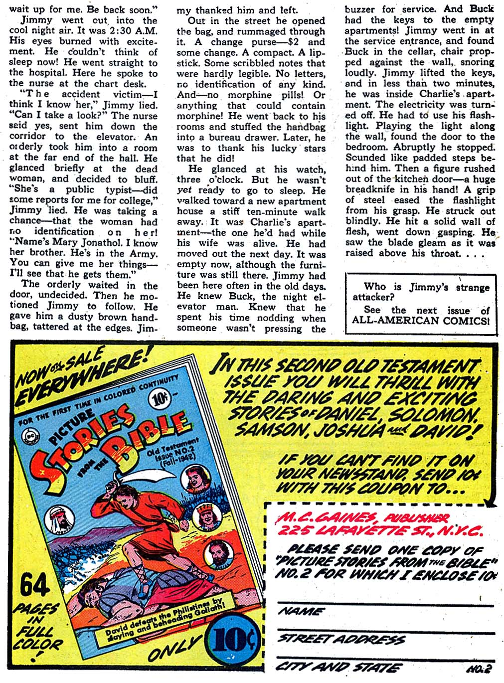 Read online All-American Comics (1939) comic -  Issue #48 - 44