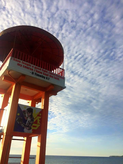 Tower at Pacman Beach Resort Complex