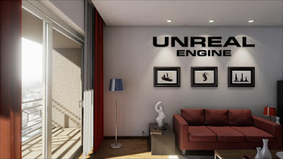 Virtual Reality So Future Unreal Engine