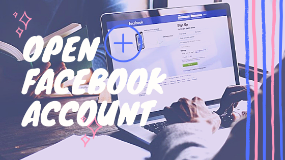 Facebook Open My Account<br/>