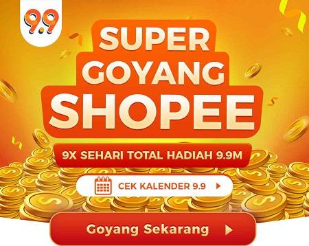 Trik Goyang Shopee Dapat Koin Banyak