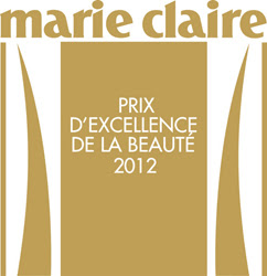Winners announced for the Marie Claire Prix d'Excellence de la Beauté Awards 2012