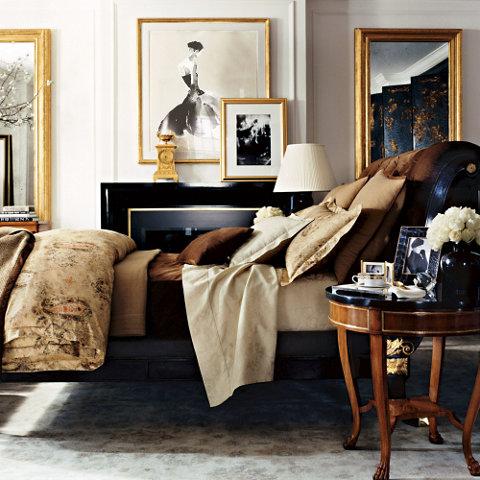 Ralph Lauren Rue Royale Bed Bedrooms