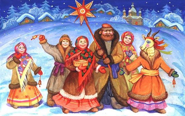 Приметы на каждый день Святок! Фото Эзотерика счастье праздник любовь Исцеление деньги богатство