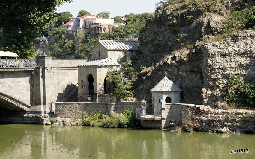 Церковь Або Тбилисского