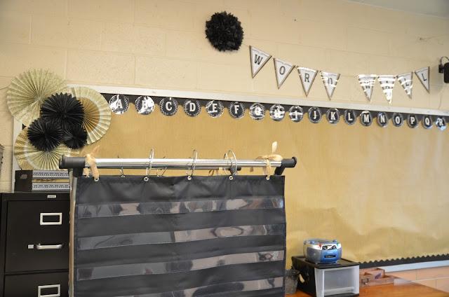 Farmhouse Style Classroom Decor