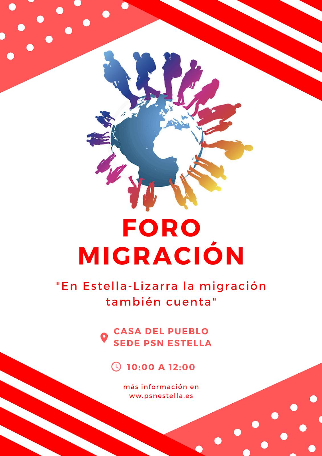 Mañana Foro Migración