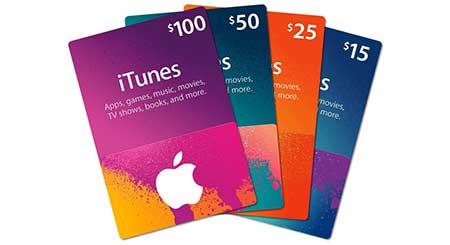 Penyebab Gagal Beli & Kirim iTunes Gift Card