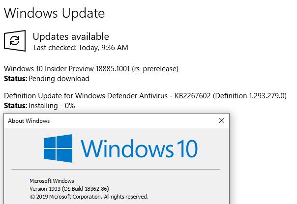 我的學習手記 A technical geek blog: Windows 10 Insider Preview
