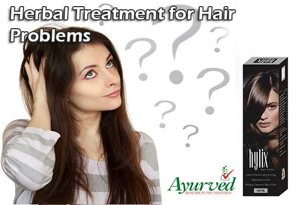 Herbal Treatment for Hair Growth