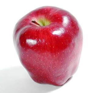 Gambar Apel Merah Yang Cantik