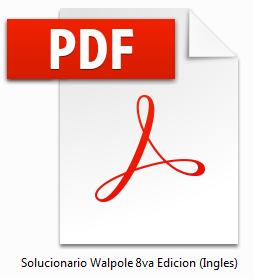 Probabilidad Y Estadistica Para Ingenieros Walpole Ebook