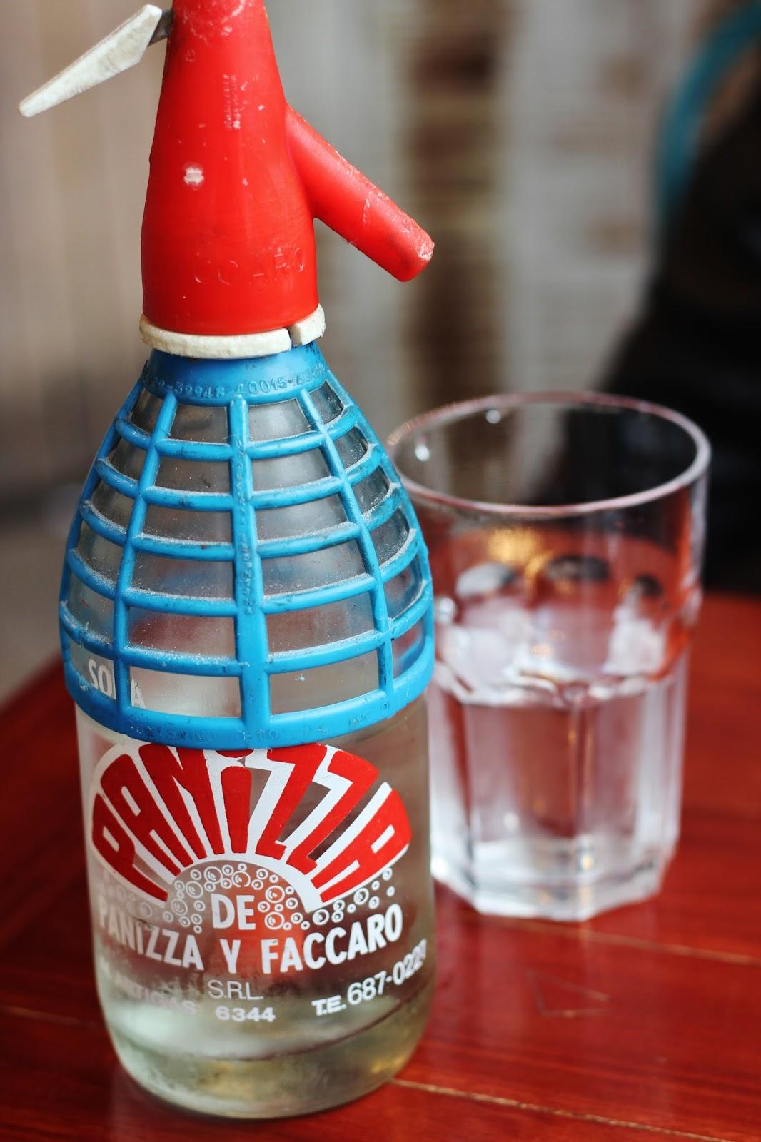 sifon de soda