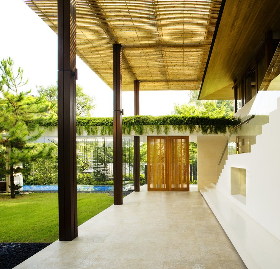Home Design Ideas Buch: Tangga House By Guz Architects