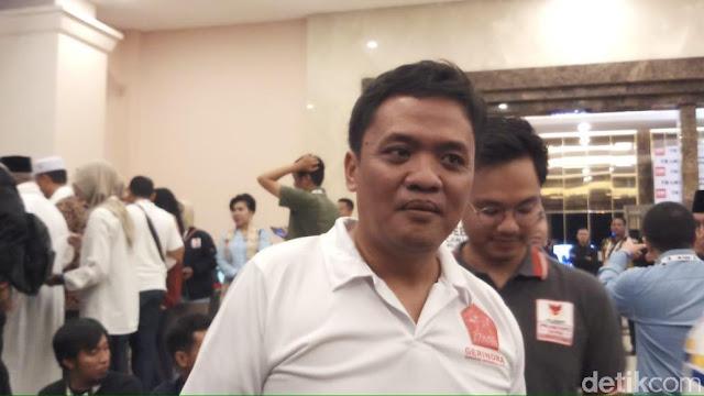 Habiburokhman: Prabowo Tak Sekadar Menang Debat, tapi Rebut Hati Rakyat!