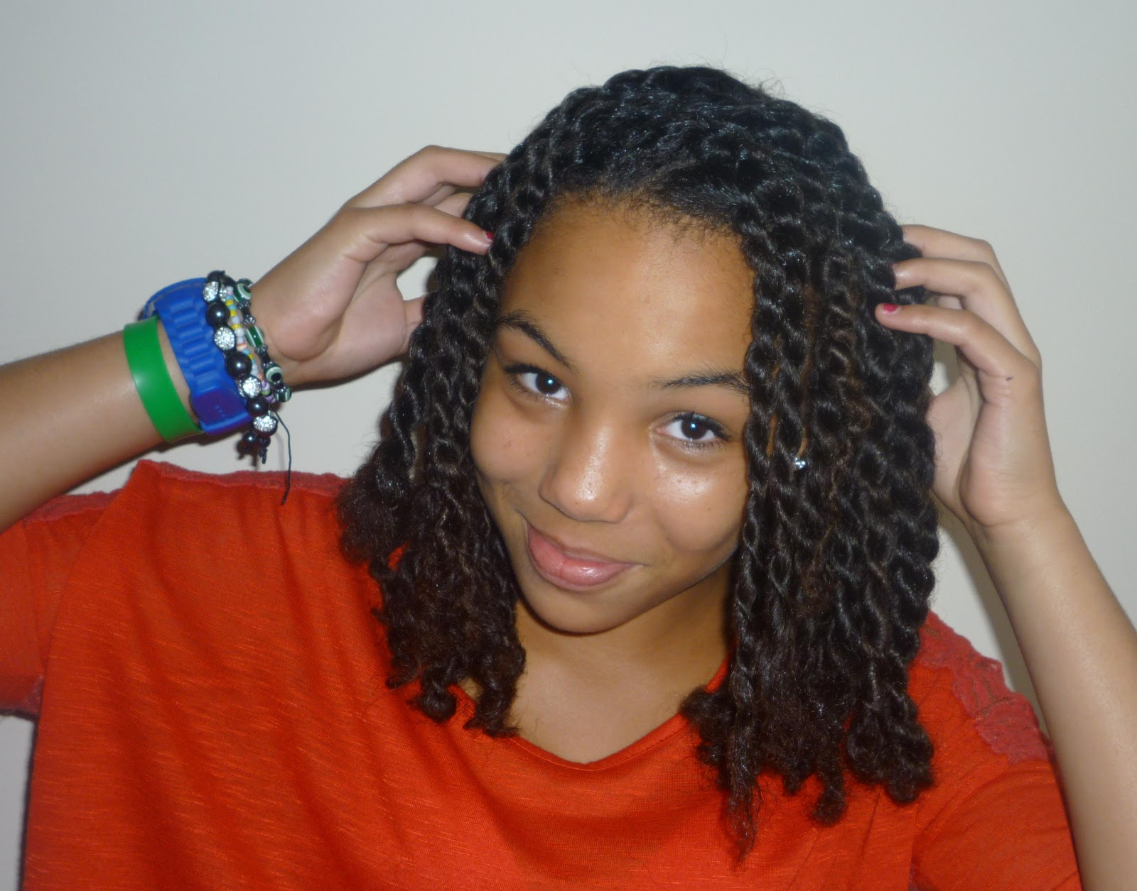 Tresses Naturel