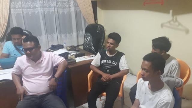 Aksinya Dinilai Menghujat dan Menghina Jokowi, Tiga Orang Ini Diciduk Polisi