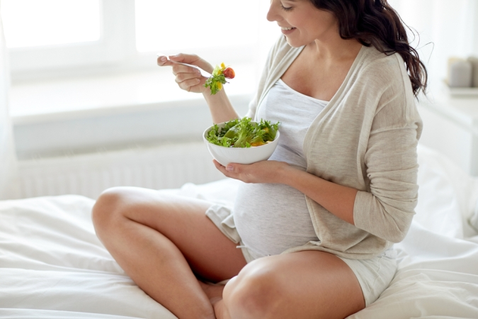 alimentación en el embarazo - blog de embarazo