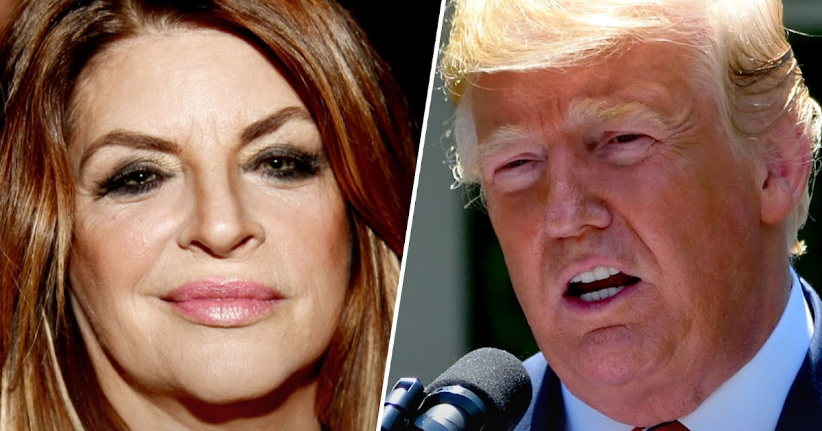 Kirstie Alley praises President Trump for his response to coronavirus, liberals lose their minds