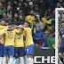 [VIDEO] CUPLIKAN GOL Jepang 1-3 Brasil: Selecao Redam Perlawanan Sengit Sakura