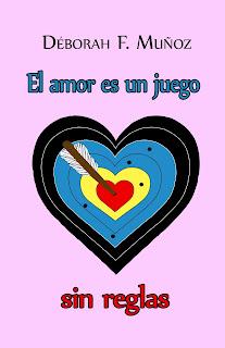 ilustración para el relato breve romántico El amor es un juego sin reglas
