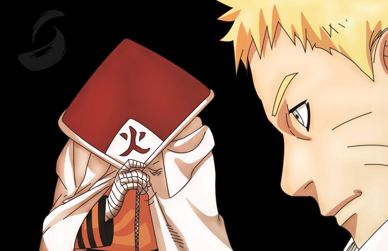 render Nanadaime Hokage Naruto