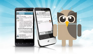 HootSuite for BlackBerry released, Android updated with Facebook 2