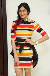 Adha Sharma in a Cute Colorful Jumpsuit Styled By Manasi Aggarwal Promoting movie Commando 2 (189).JPG