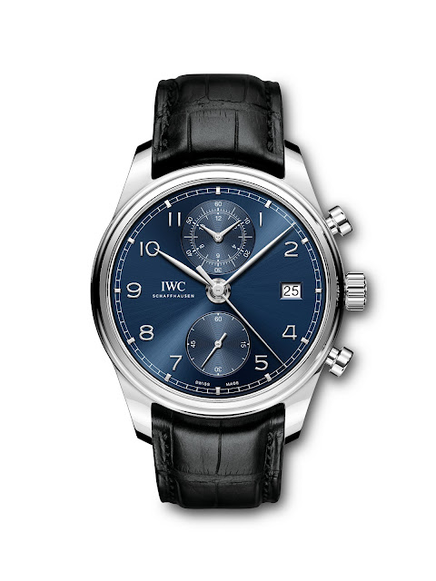 IWC The Portugieser Chronograph Classic 1