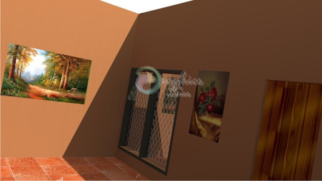10 Marlas House Interior 3D Designs