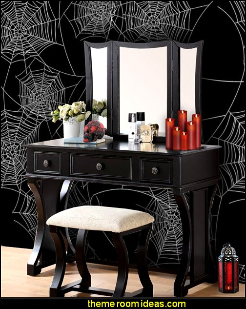 Nancy Vanity Set with Mirror