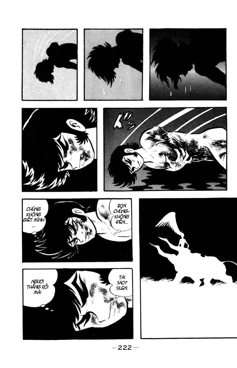DevilMan chapter 9.2 trang 8