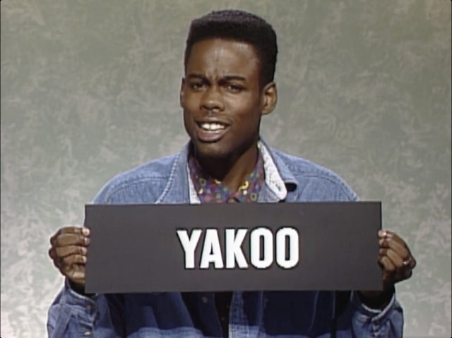 Yakoo is also the home of new episodes of Community, starting in January!