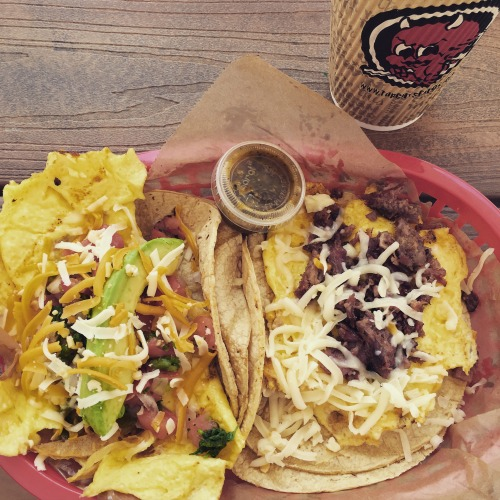 Torchy's breakfast tacos Austin