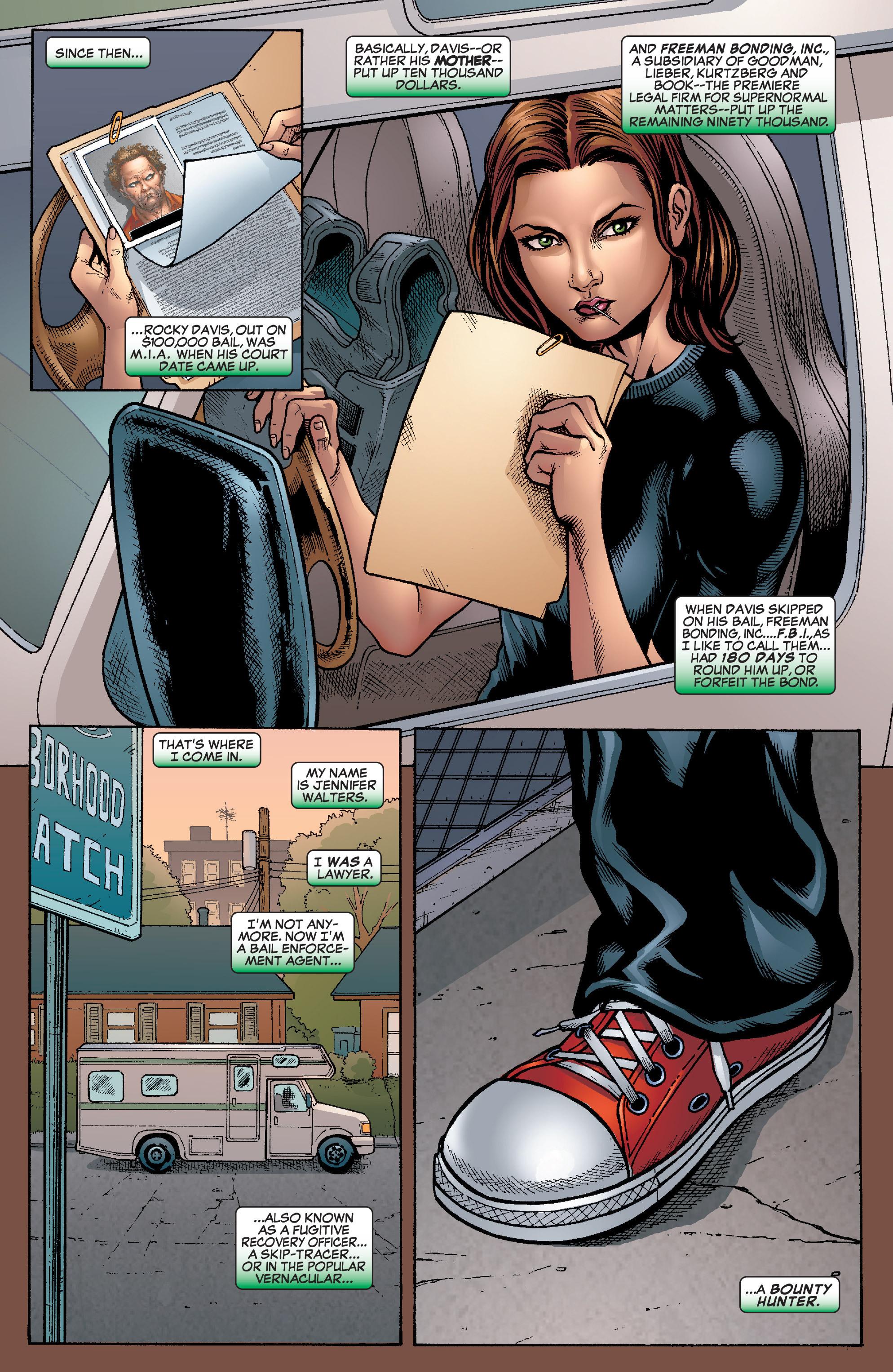 Read online She-Hulk (2005) comic -  Issue #22 - 8