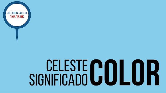 Significado Color Celeste