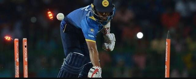 376 का पीछा करने उतरी श्रीलंका की ख़राब शुरुआत