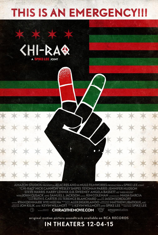 Nonton Film Chi-Raq (2015)