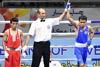 India Wins Gold at the Makran Cup Boxing in Iran
