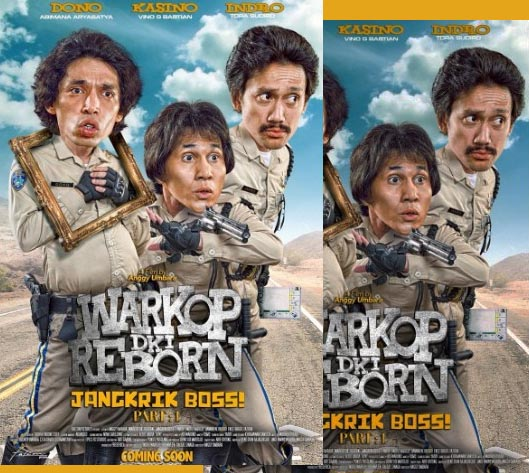 Download Film Warkop DKI Reborn 2016 Part 1 BluRay 720p