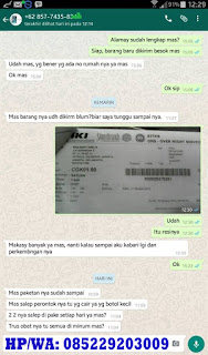 Bukti Barang Sampai Real Asli Obat Kutil Kelamin