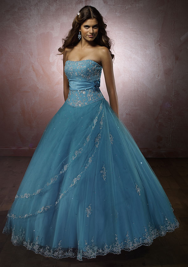 a961df9a0f5d2 Mavi Renkli, Kabarık, Nişan Kıyafetleri, Nişanlıklar ve Resimleri ...