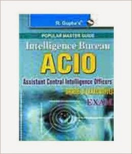 Intelligence Bureau Book